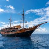 Unser Schiff die Damai 2